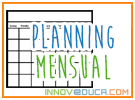 Planning mensual
